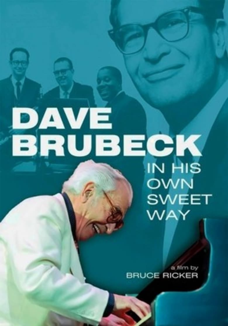 affiche du film Dave Brubeck: In His Own Sweet Way (TV)