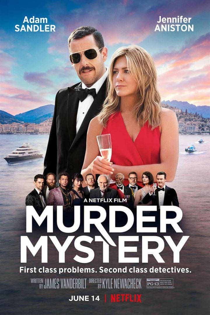 affiche du film Murder Mystery