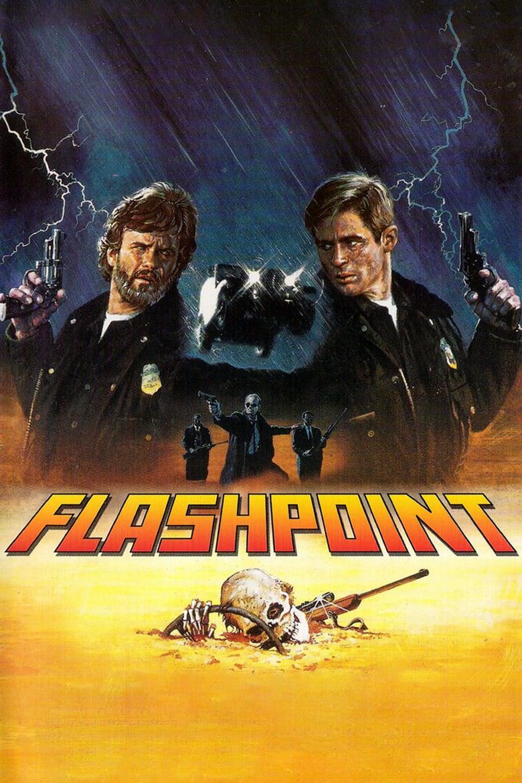 affiche du film Flashpoint