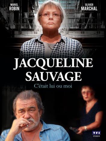 affiche du film Jacqueline Sauvage : c'était lui ou moi (TV)