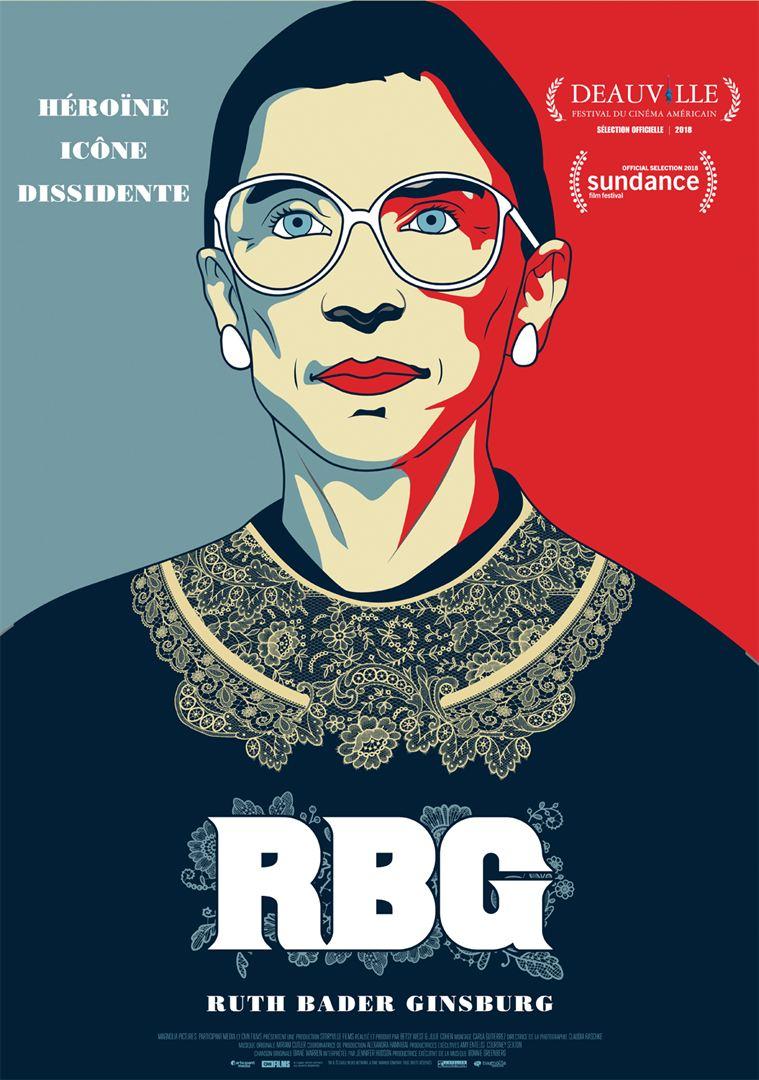 affiche du film RBG