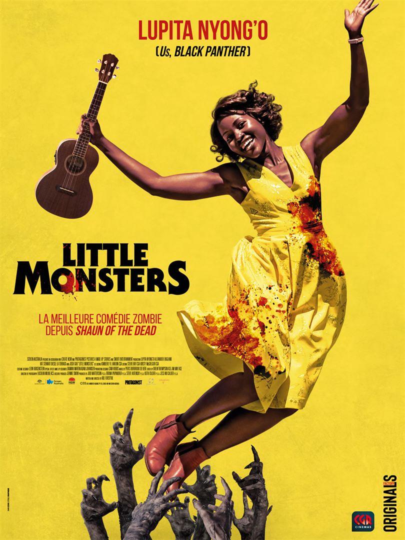 affiche du film Little Monsters