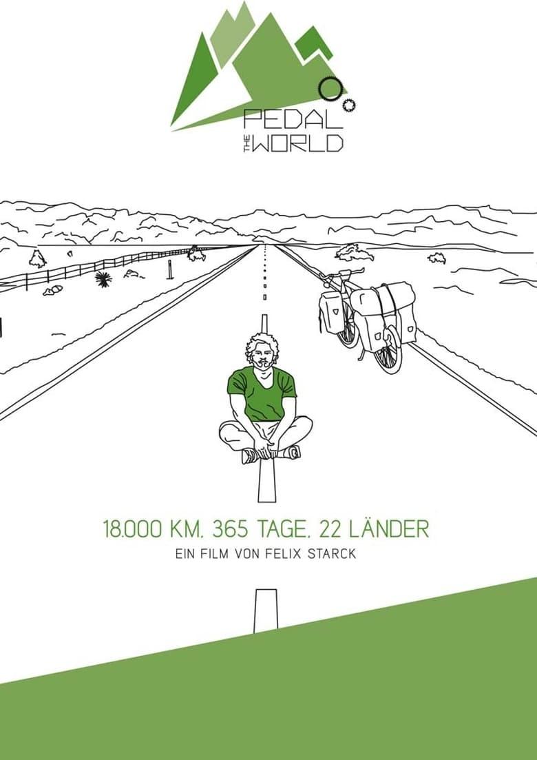 affiche du film Pedal the World