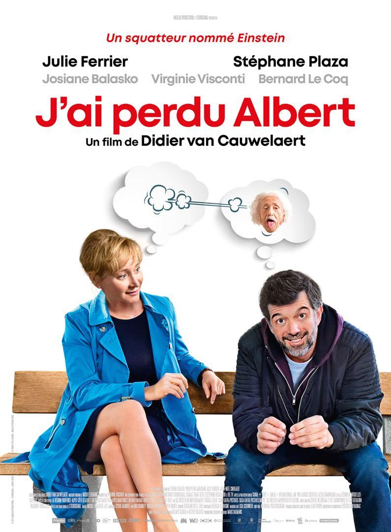affiche du film J'ai perdu Albert