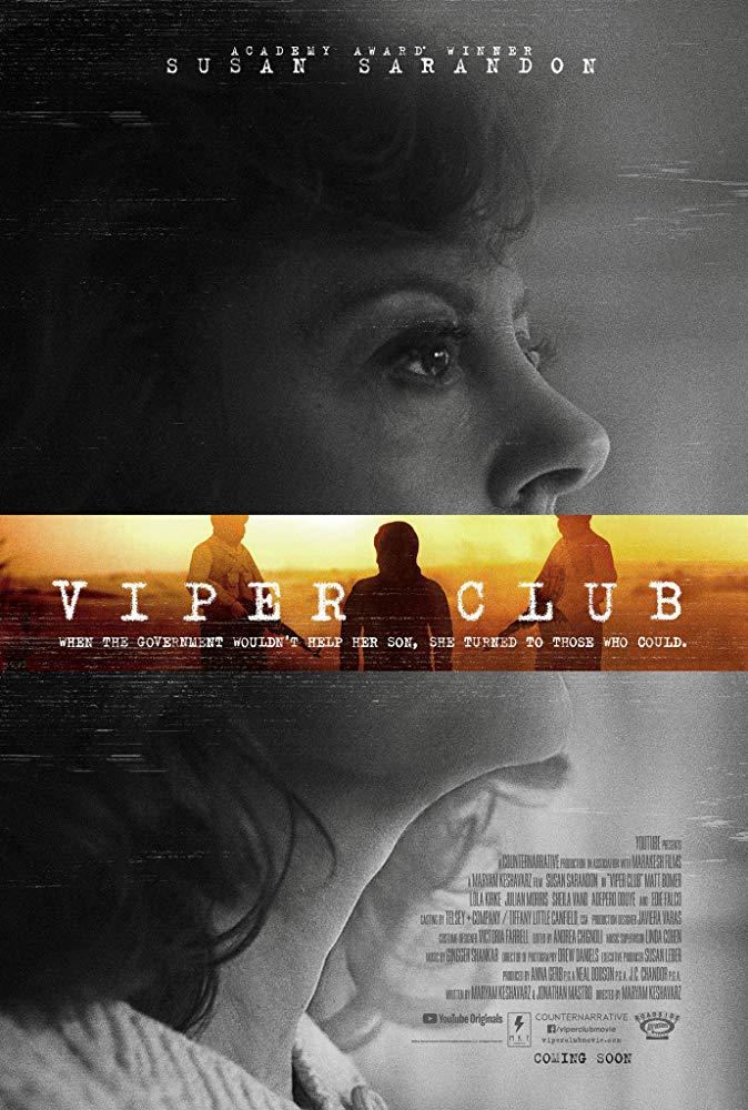 affiche du film Viper Club