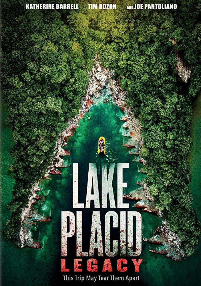 affiche du film Lake Placid : L'Héritage (TV)