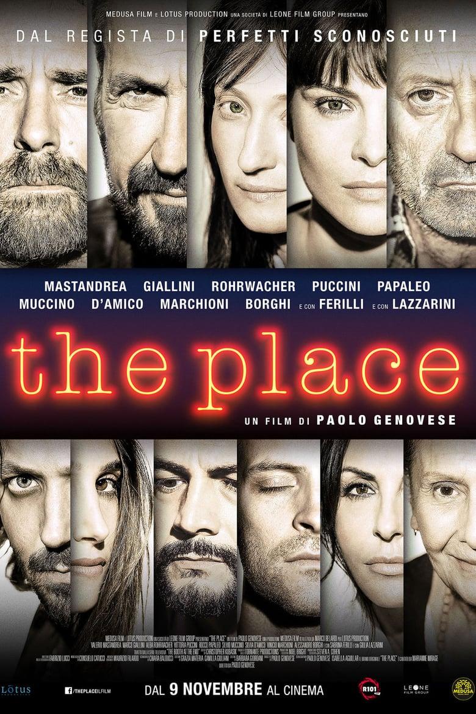 affiche du film The Place
