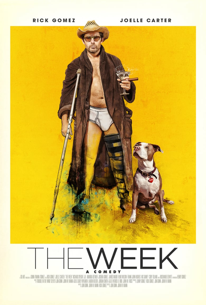 affiche du film The Week