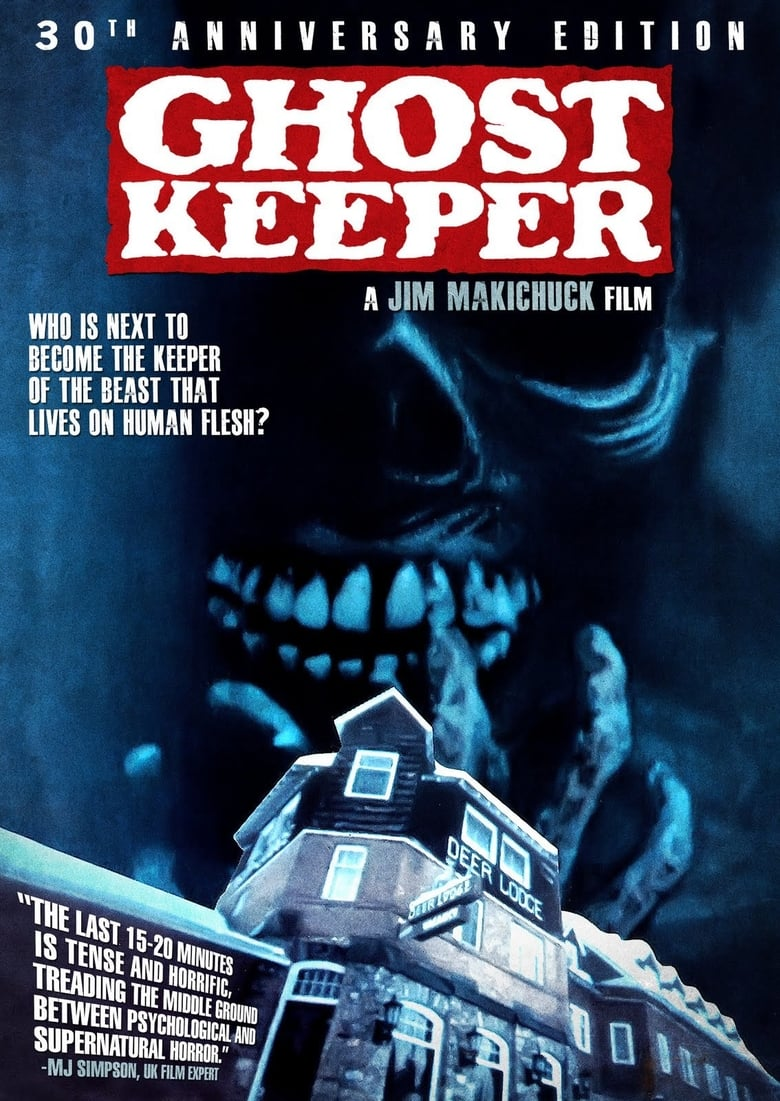 affiche du film Ghostkeeper