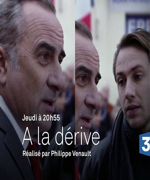affiche du film À La Dérive (TV)