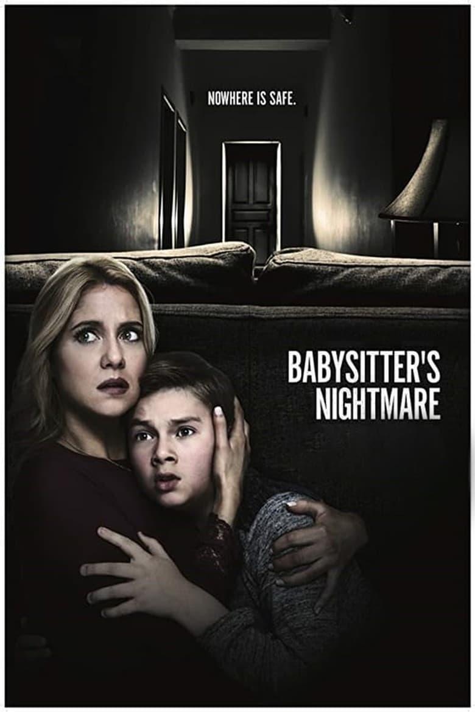 affiche du film Nuit de terreur pour la baby-sitter (TV)