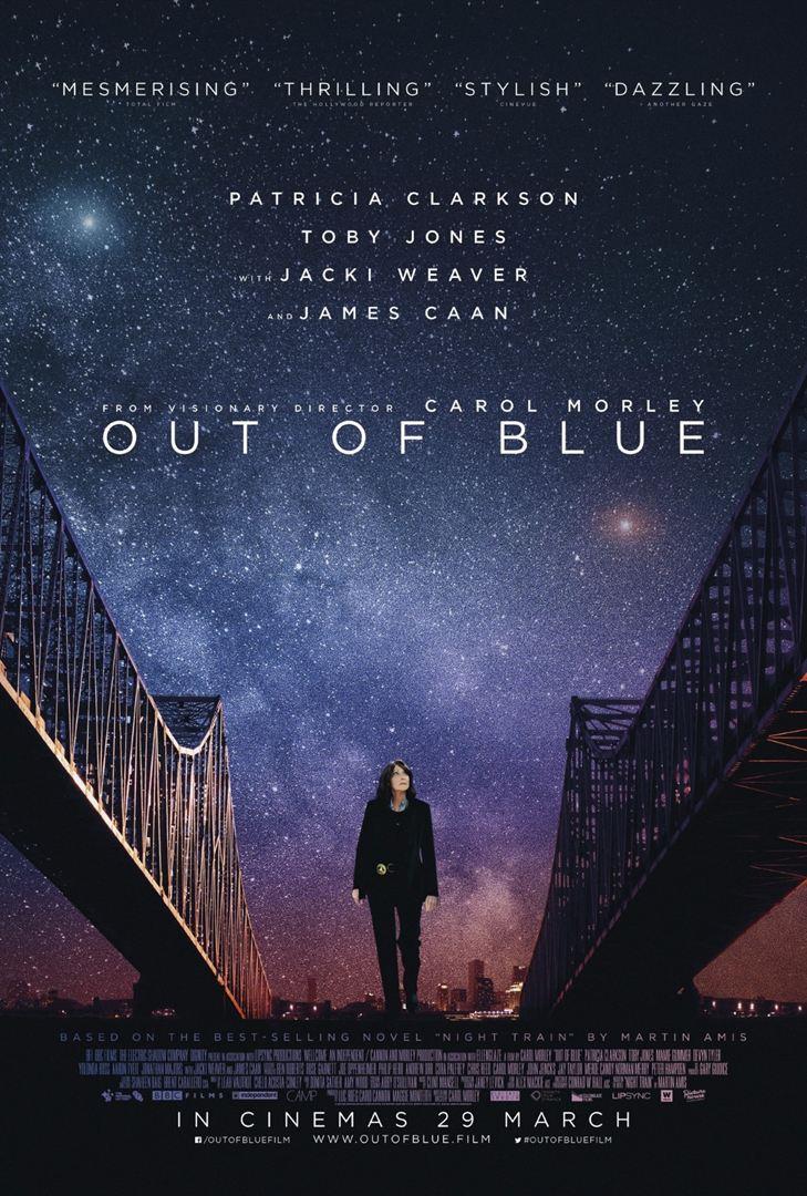 affiche du film Out of Blue