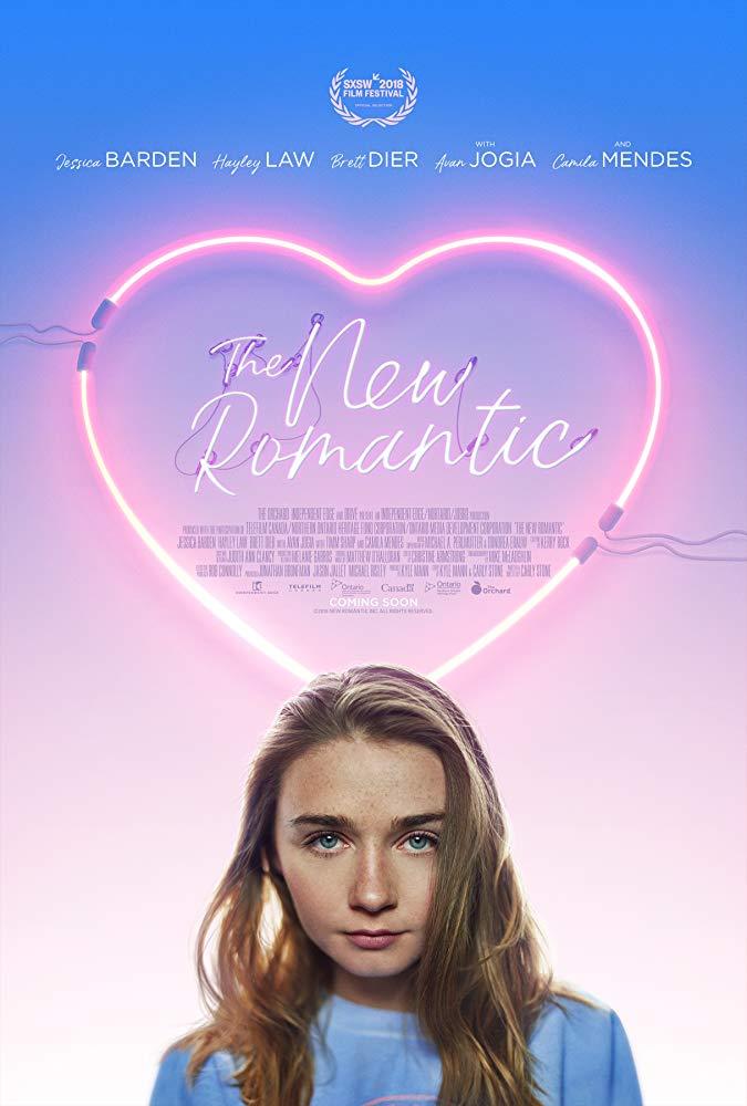 affiche du film The New Romantic