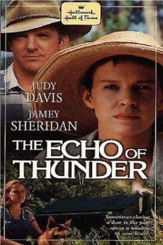 affiche du film The Echo of Thunder (TV)