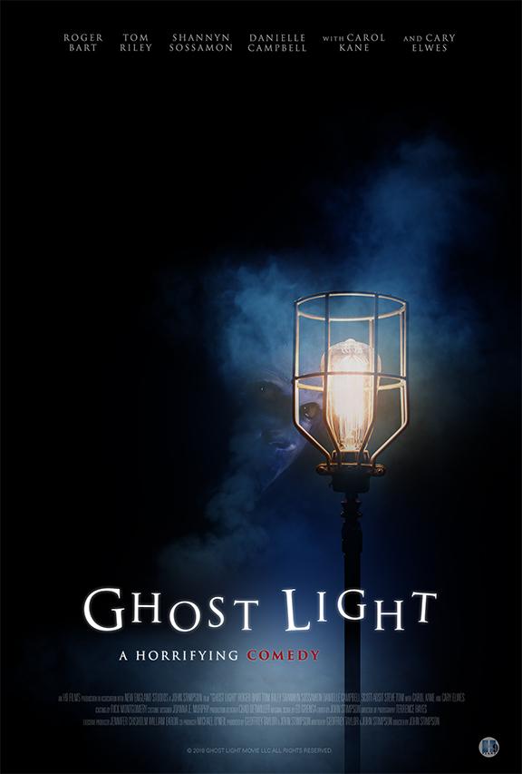 affiche du film Ghost Light