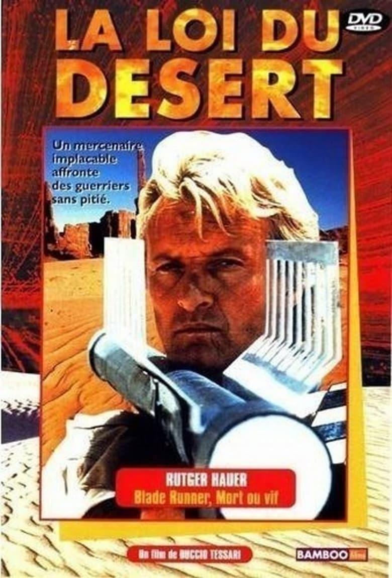 affiche du film La Loi du désert