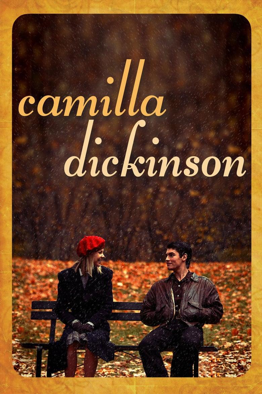 affiche du film Camilla Dickinson