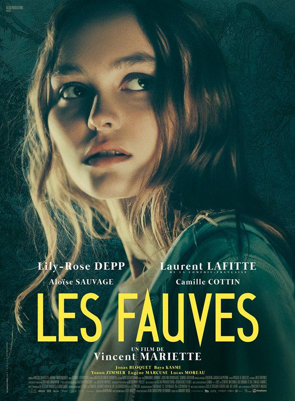 affiche du film Les Fauves