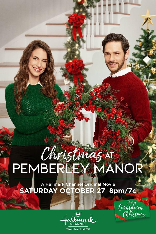 affiche du film Noël à Pemberley (TV)