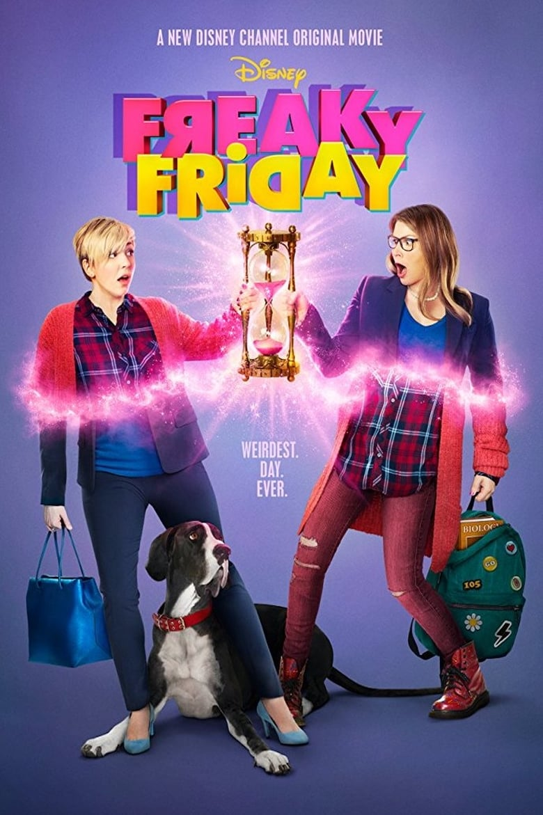 affiche du film Freaky Friday (TV)