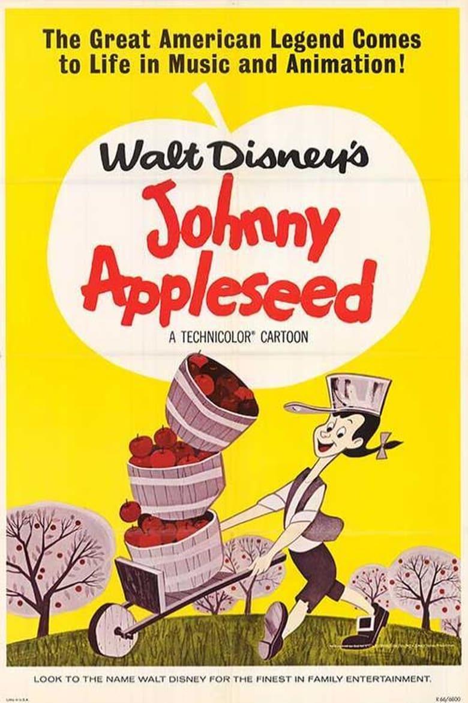 affiche du film Johnny Pépin-de-Pomme