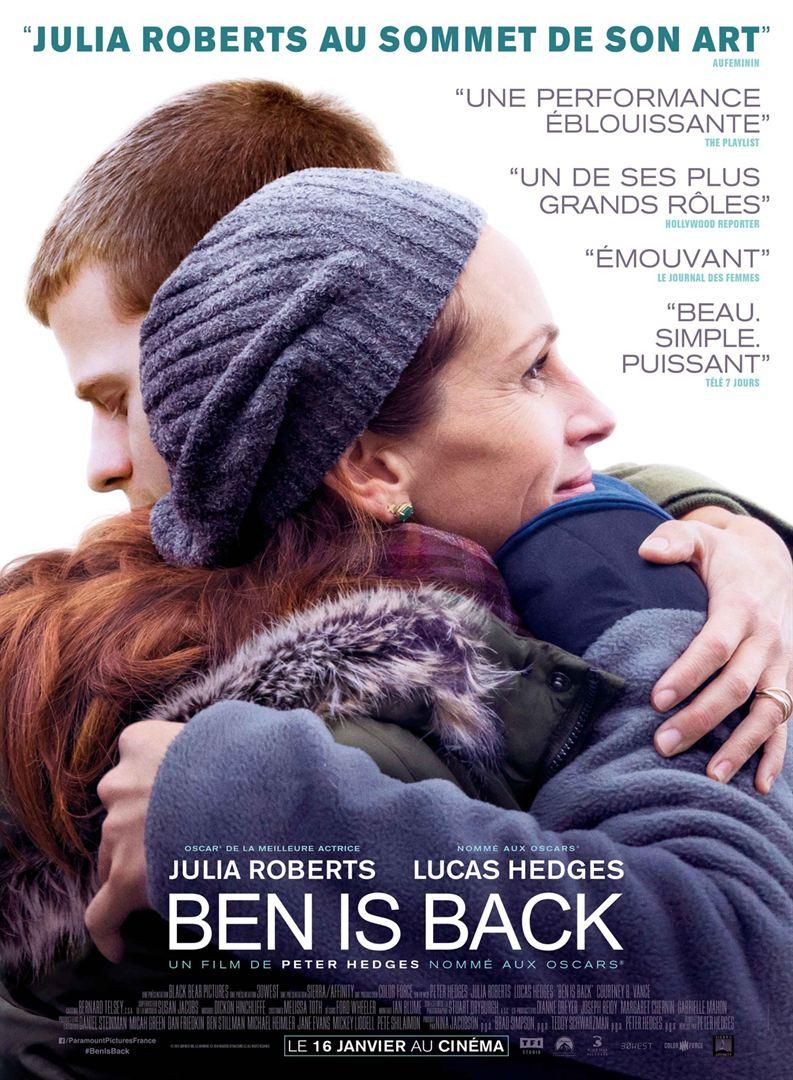 affiche du film Ben Is Back