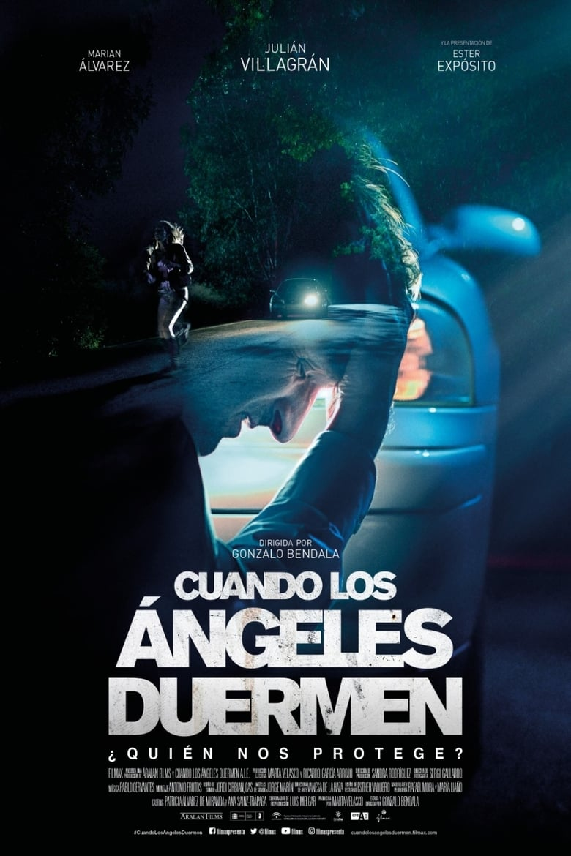 affiche du film Cuando los ángeles duermen
