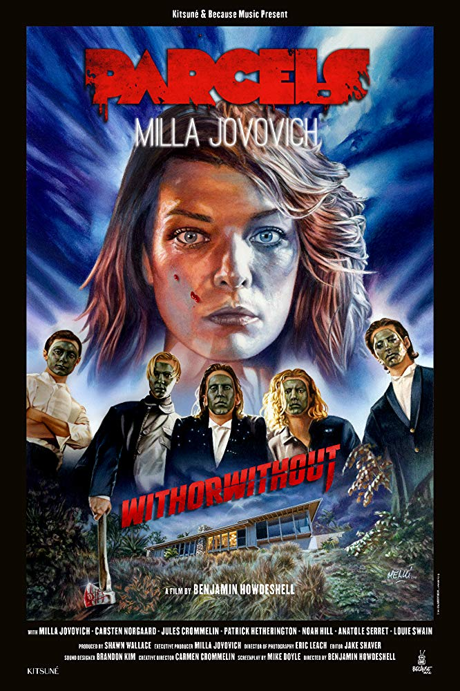 affiche du film Withorwithout