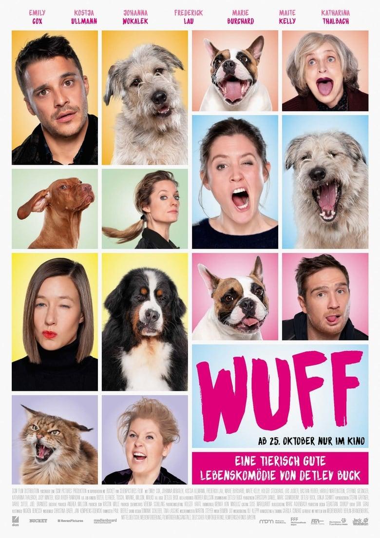 affiche du film Wuff