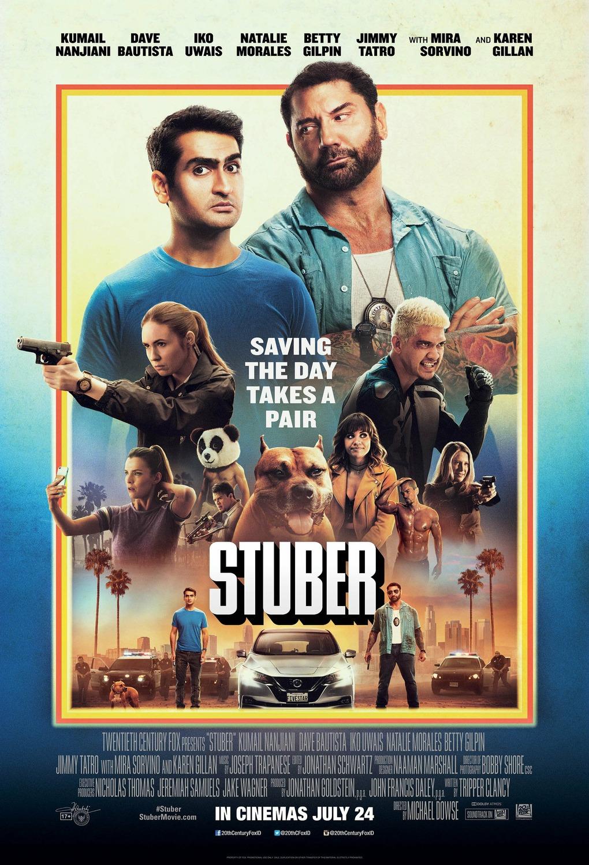 affiche du film Stuber