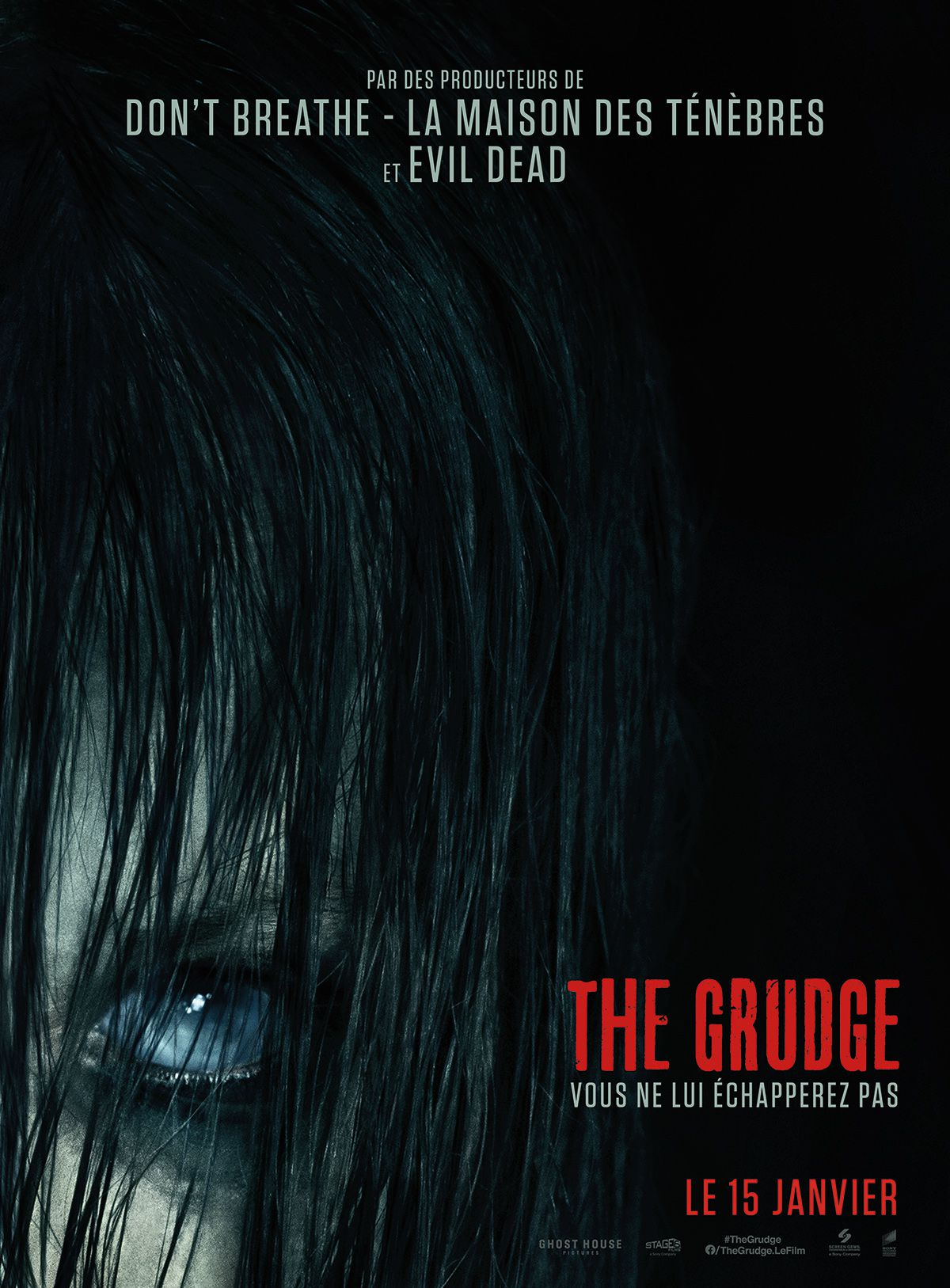 affiche du film The Grudge
