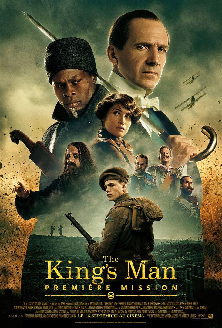 affiche du film The King's Man : Première mission
