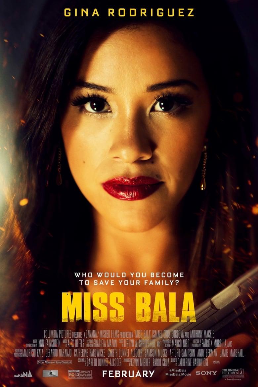 affiche du film Miss Bala