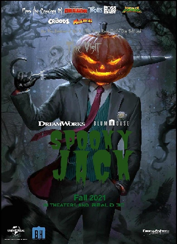 affiche du film Spooky Jack