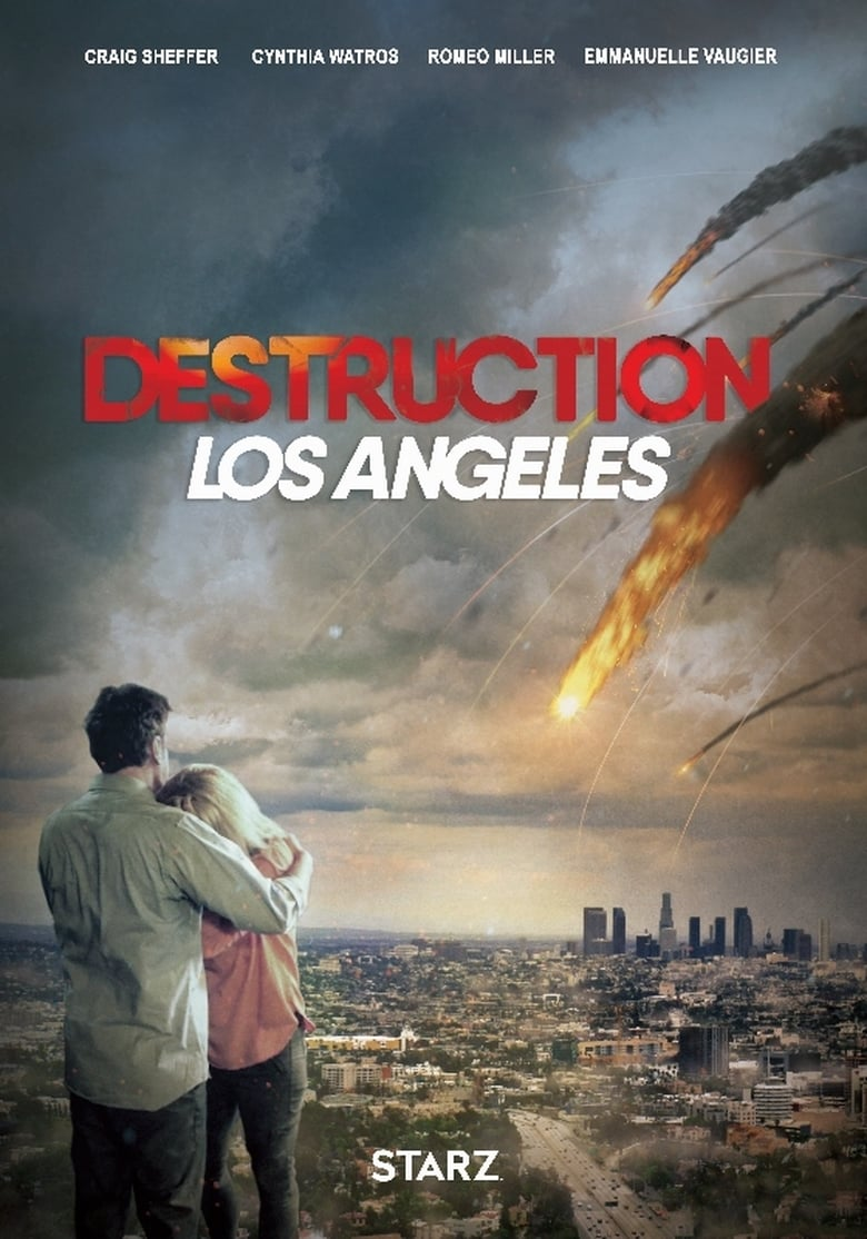 affiche du film Panique à Los Angeles (TV)