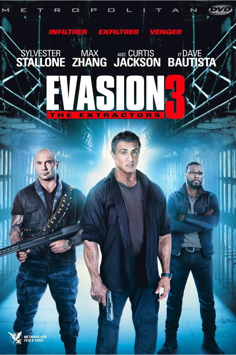 affiche du film Evasion 3