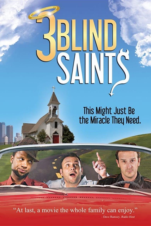 affiche du film 3 Blind Saints