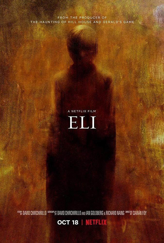 affiche du film Eli