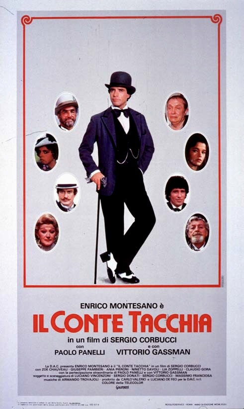 affiche du film Count Tacchia