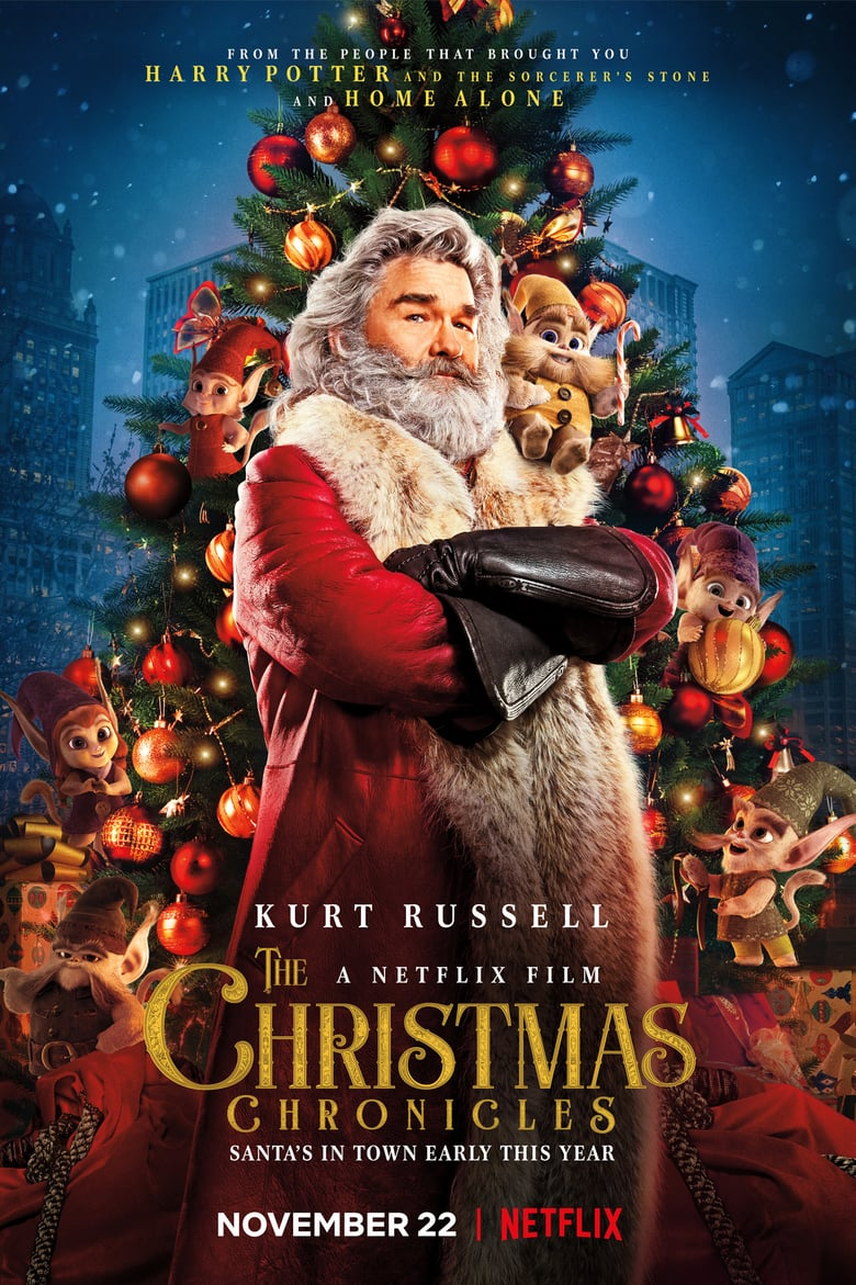 affiche du film Les Chroniques de Noël