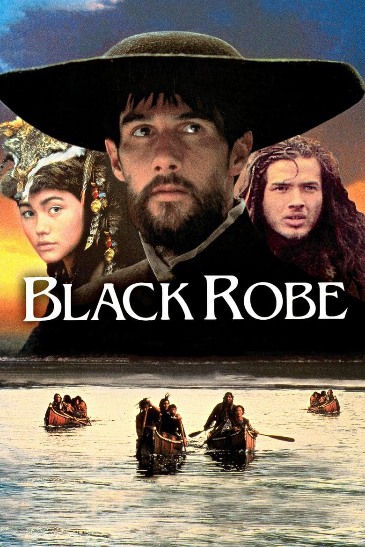 affiche du film Black Robe