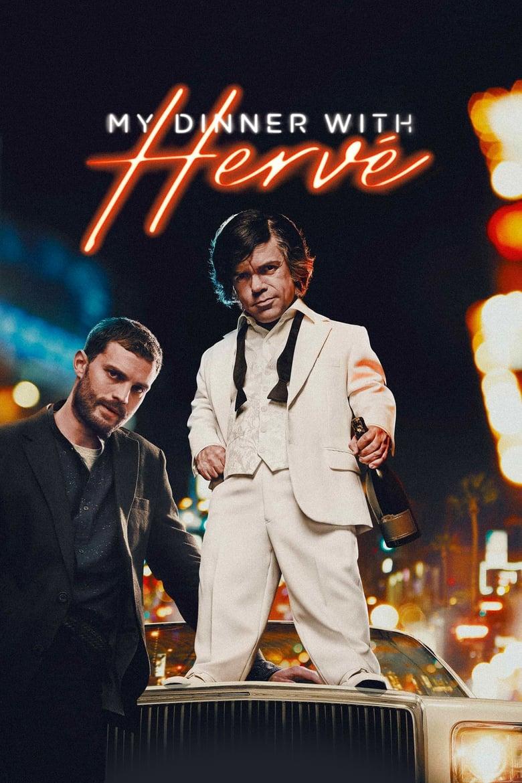 affiche du film My Dinner with Hervé (TV)