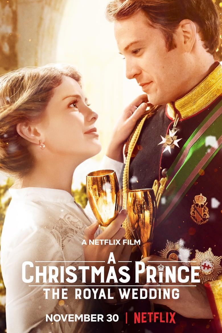 affiche du film A Christmas Prince: The Royal Wedding