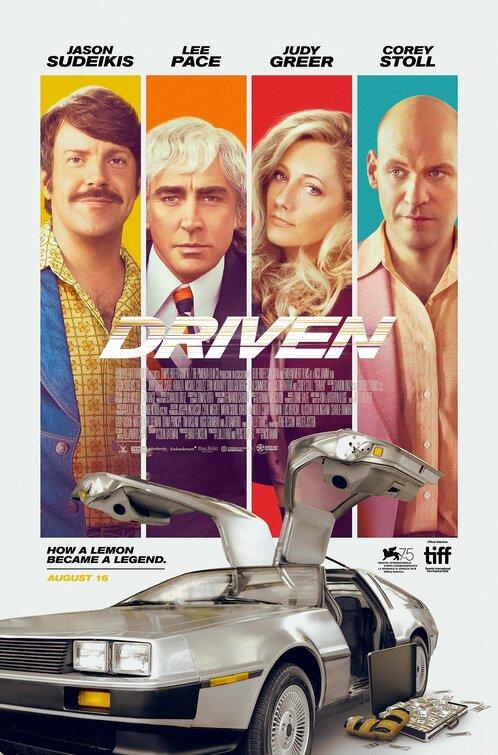 affiche du film Driven