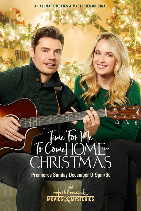 affiche du film Time for Me to Come Home for Christmas (TV)