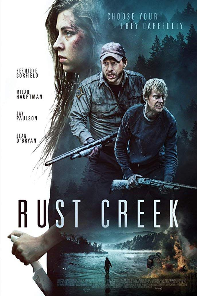 affiche du film Rust Creek
