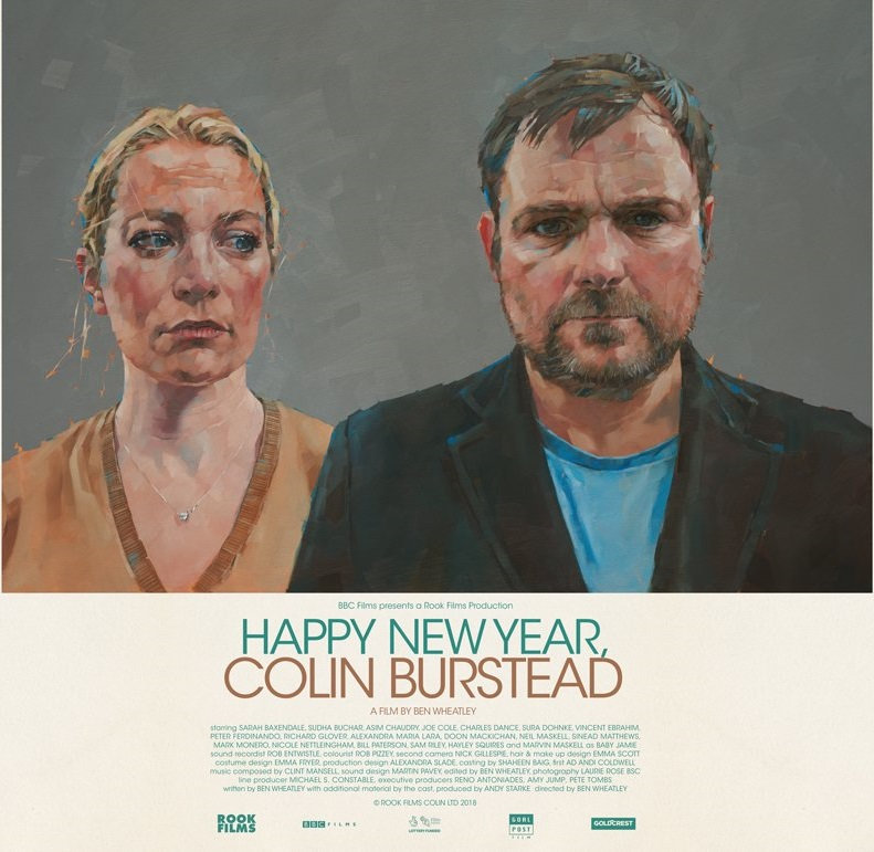 affiche du film Happy New Year, Colin Burstead