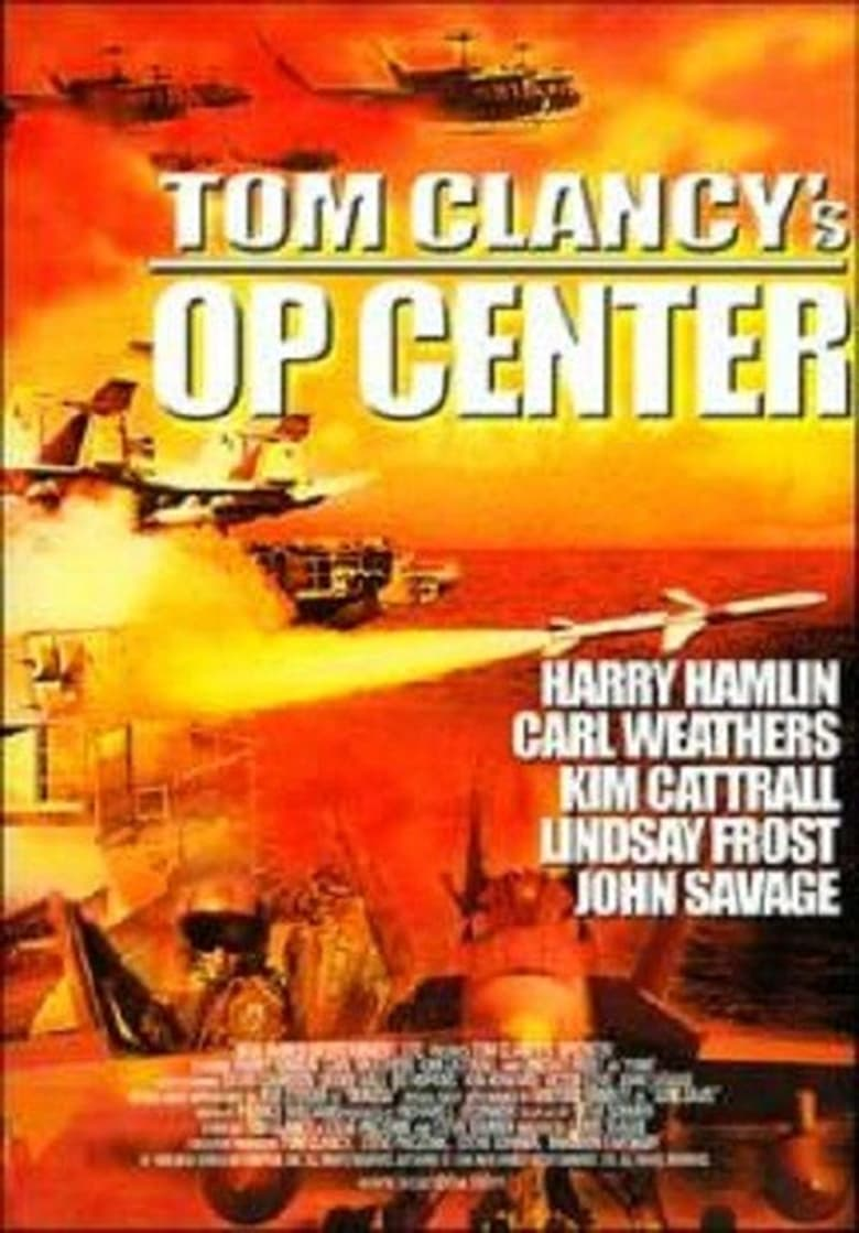 affiche du film OP Center (TV)