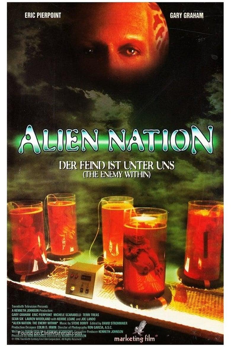 affiche du film Alien Nation: The Enemy Within (TV)