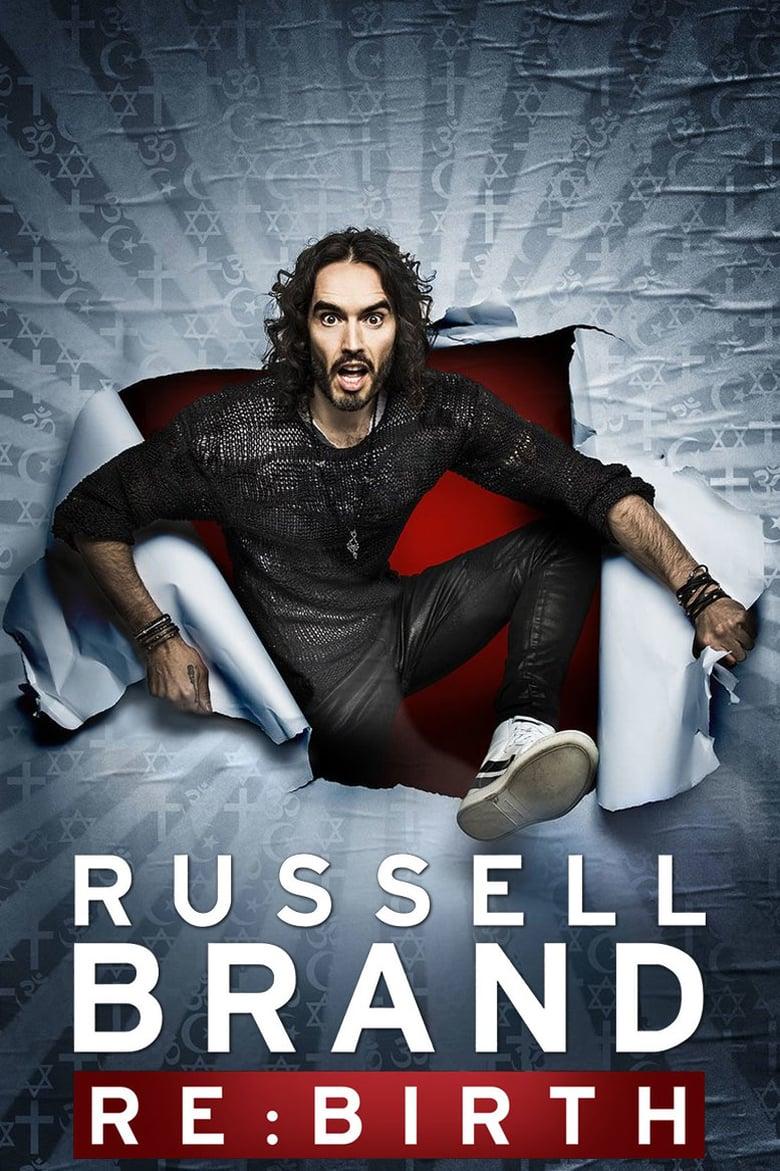 affiche du film Russell Brand: Re:Birth
